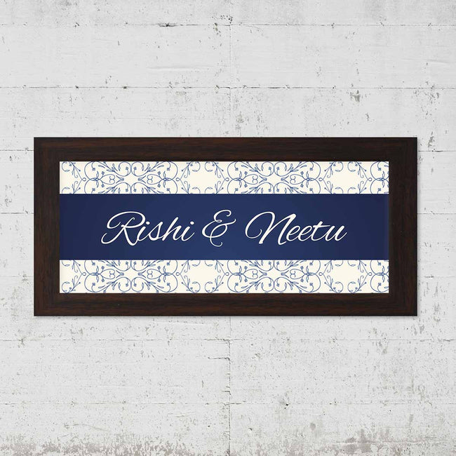 Name Plates Buy Modern Classic Nameplates In India