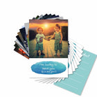 Cards-Blue Watercolor Cards-