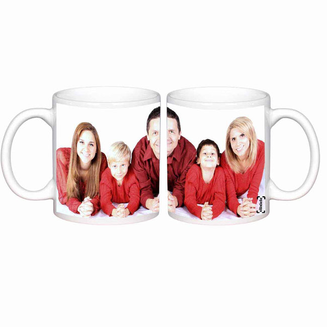 Mugs-Photo Wrap Photo Mug-