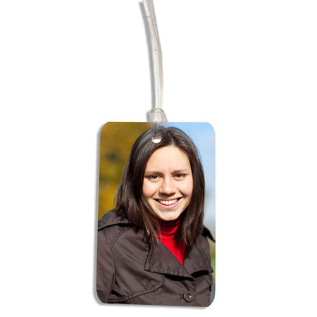 Luggage Tags-Photo Wrap Luggage Tag-