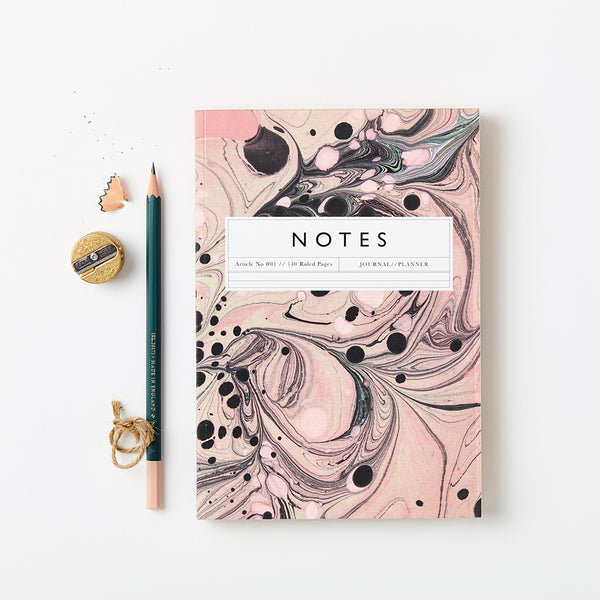 Marble Article 01 Notebook