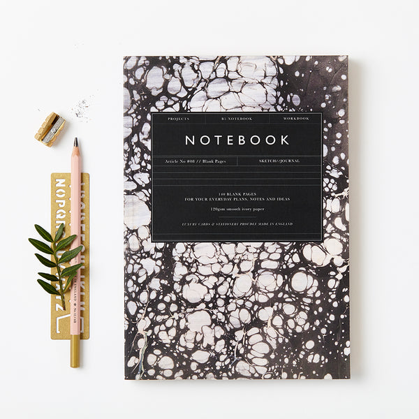 Marble Article 08 Notebook