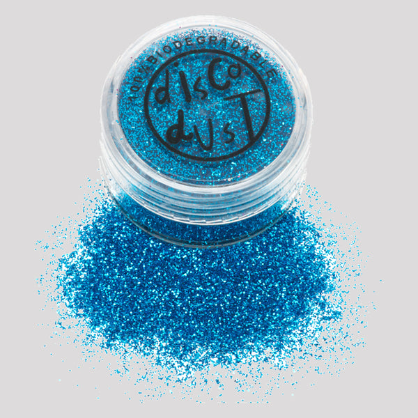 Biodegradable Glitter - Electric Blue 3g pot