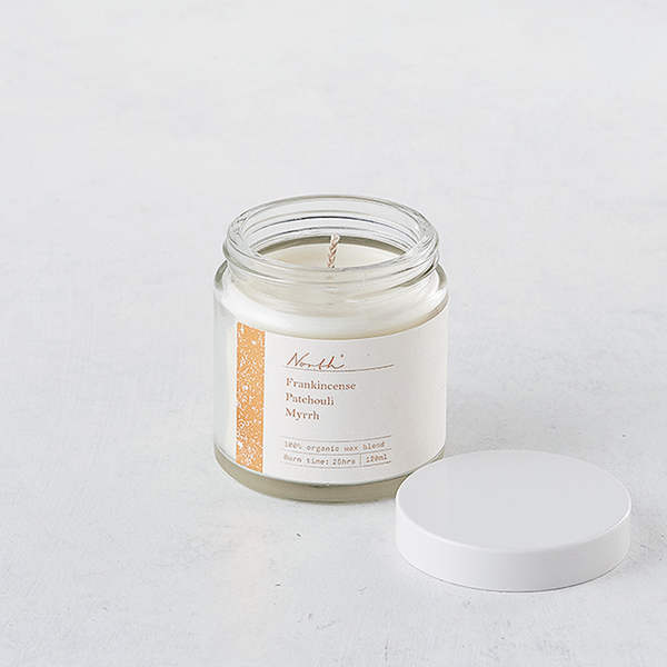 North Travel Candle