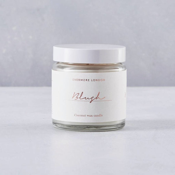 Blush Travel Candle