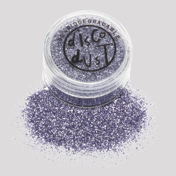 Biodegradable Glitter - Violet 3g pot