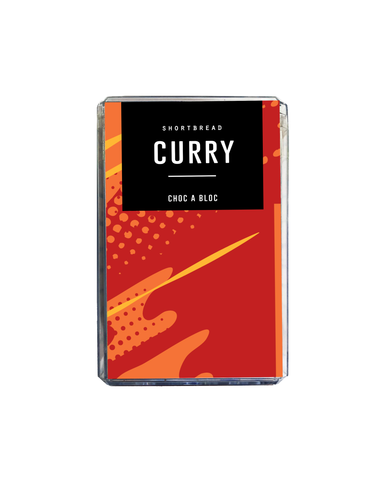 Curry Shortbread