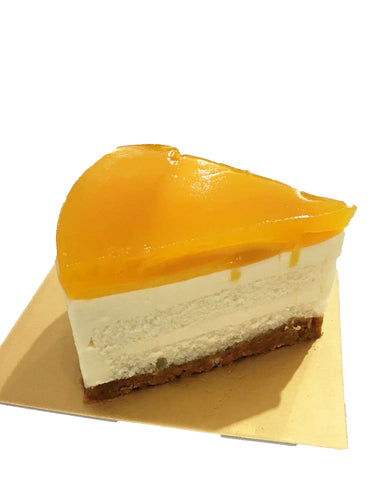 Mango Passionfruit Cheesecake