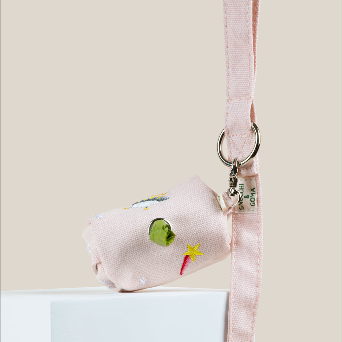Out of this World Leash & Wastebag Holder