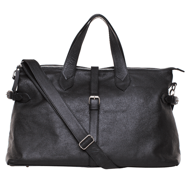Mason Weekender | Black - The Happiness Journey