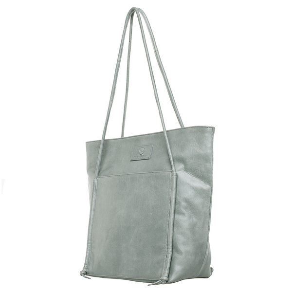 May Tote | Dusty Green