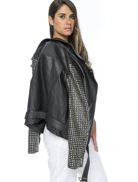 Leave Her Wild | Studded Biker - The Happiness Journey