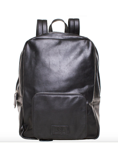 Brodie Backpack | Black - The Happiness Journey