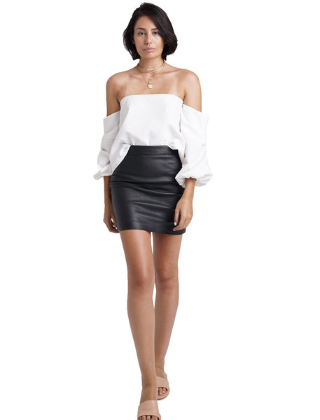 Gaby Mini Skirt - The Happiness Journey