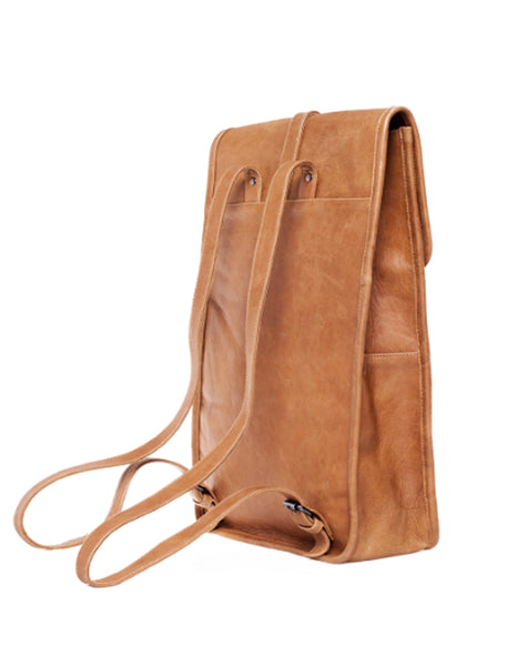 Naomi Backpack | Tan - The Happiness Journey