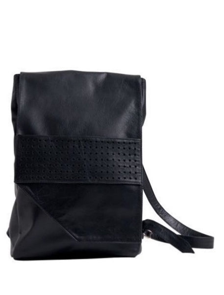 Priscila Backpack | Black - The Happiness Journey