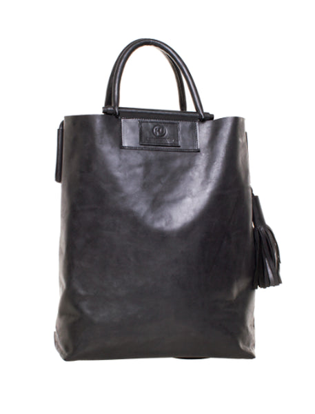 Giuliett Tote | Black - The Happiness Journey