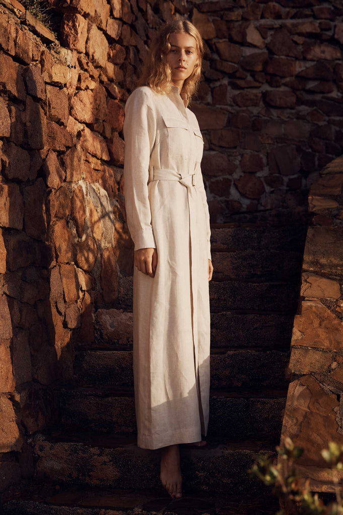 BONDI BORN Australian Made Ethical Sustainable Luxury Resort Dresses Utilitarian