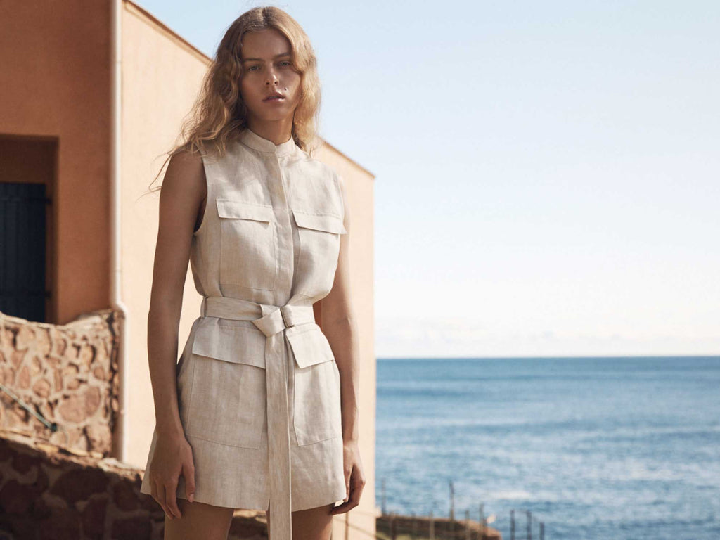 BONDI BORN Australian Made Ethical Sustainable Luxury Swimwear Resort