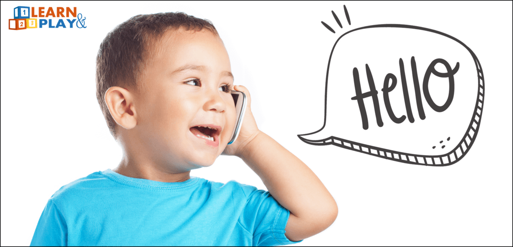Activities And Toys For Kids To Learn Language