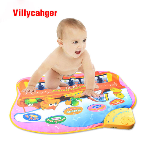 baby Learning music mat