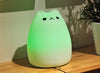 Image of Premium 7 Colors Cat Night Light