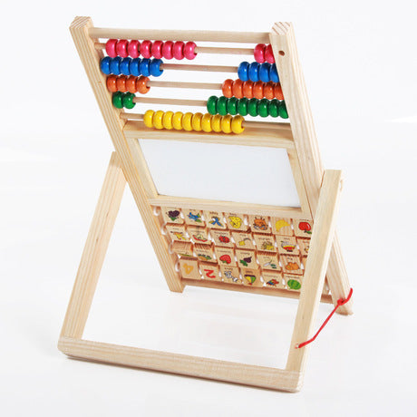 Wooden Drawing Toys double-sided