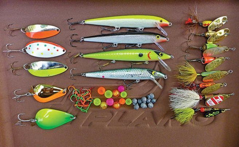 best lures to Catch Bruiser Brown Trout at panvago fishing