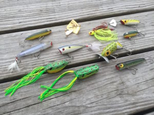 Topwater Lures fishing tips for fisher at panvago fishing blogs.
