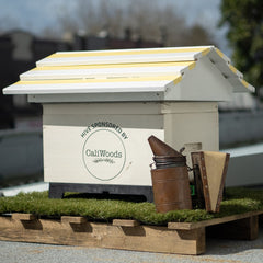 CaliWoods Urban Beehive Project