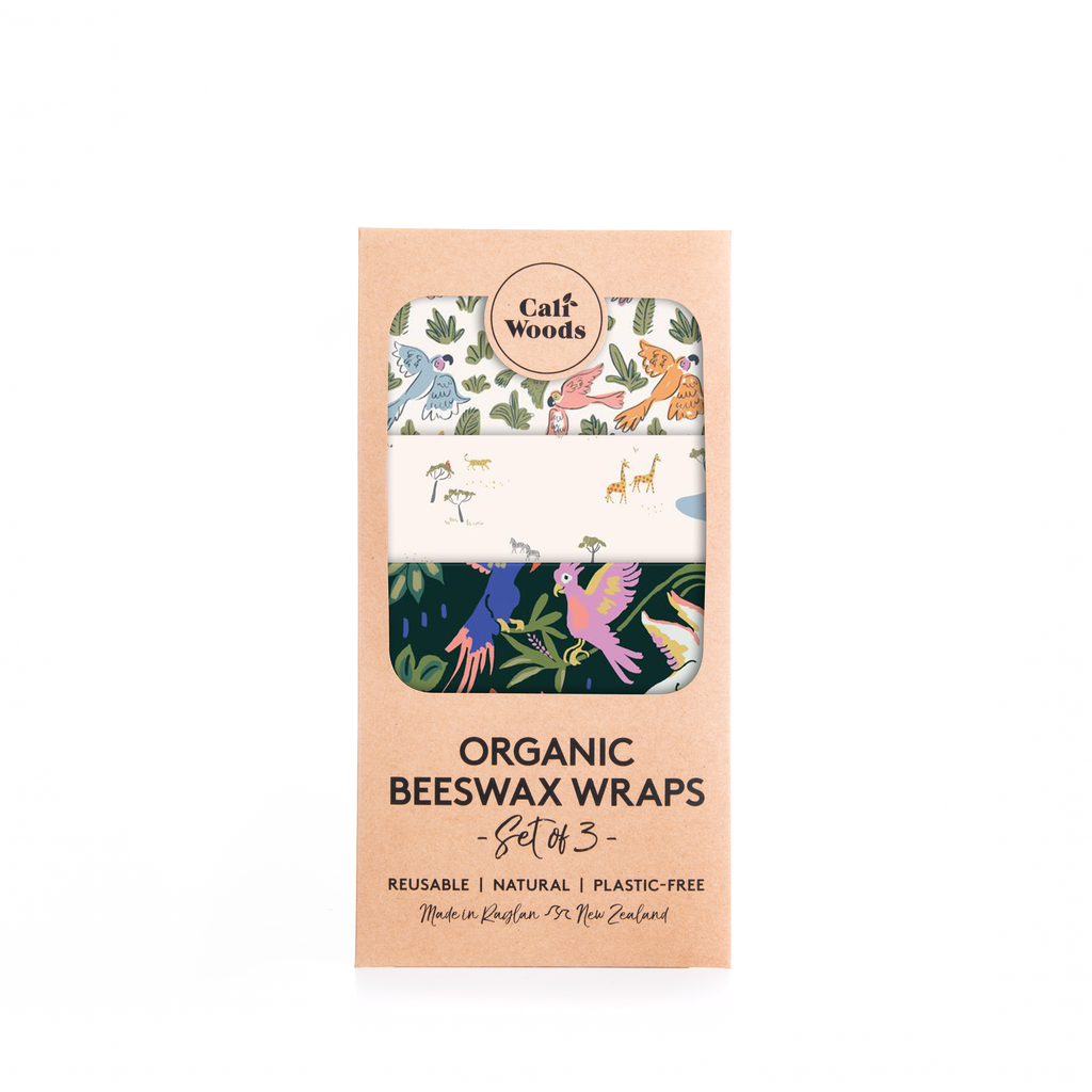 Beeswax Wraps - Dr Doolittle