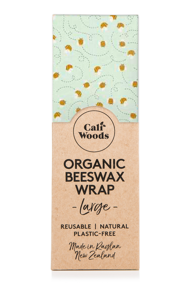 Beeswax Wraps Single Large