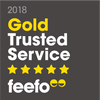 Feefo 2018 Gold Trusted Service Award