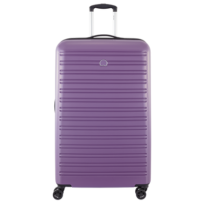 Delsey Segur 81cm Extra Large 4-Wheel Spinner Suitcase