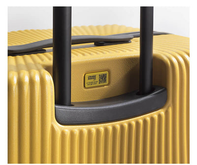 Crash Baggage Stripe 55cm 4-Wheel Cabin Case