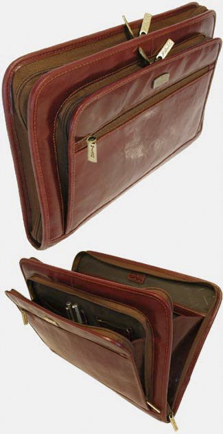 Babila Leather Folio 4941li