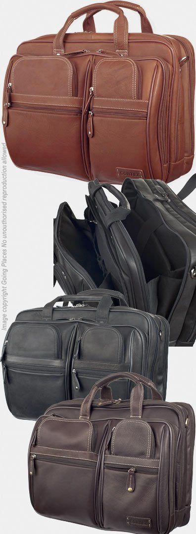 Cortez Multi Pocket Laptop Bag