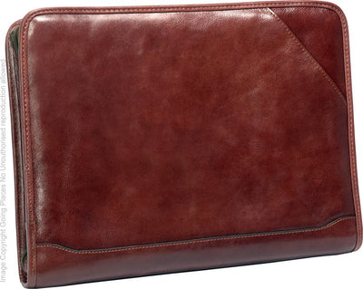 Babila Leather Folio - Conference Folder 3603li