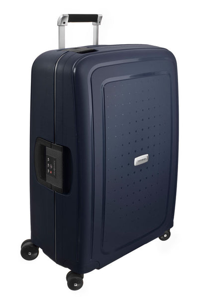 Samsonite S'Cure DLX 69cm Spinner Medium Suitcase