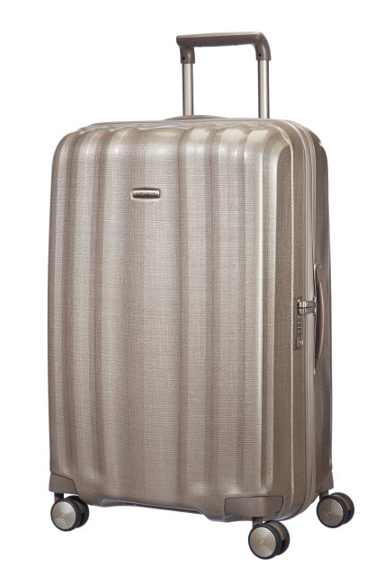 Samsonite Lite Cube 76cm Large 4-Wheel Suitcase