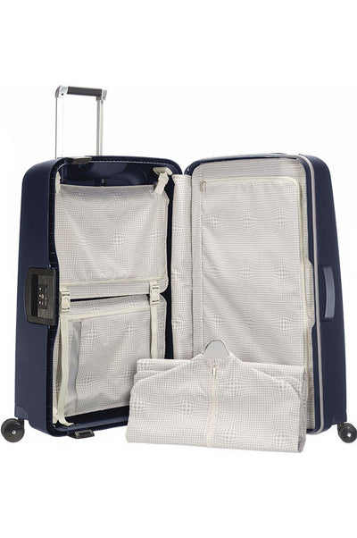 Samsonite S'Cure DLX 81cm Spinner Extra Large Suitcase