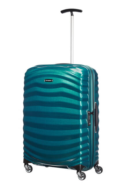 Samsonite Lite-Shock 69cm 4 Wheel Spinner Medium Suitcase