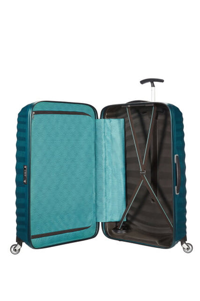 Samsonite Lite-Shock 75cm 4 Wheel Spinner Suitcase