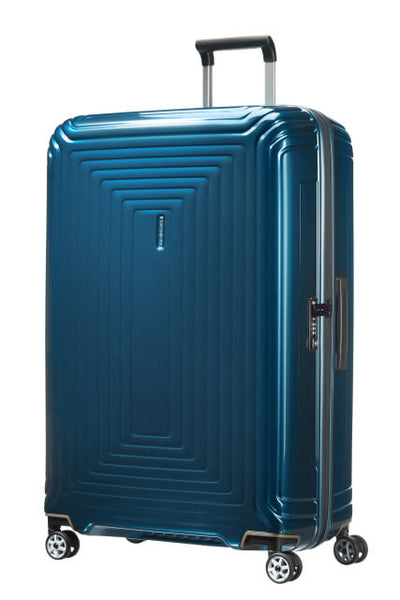 Samsonite Neopulse 81cm Extra Large 4 Wheel Spinner Suitcase