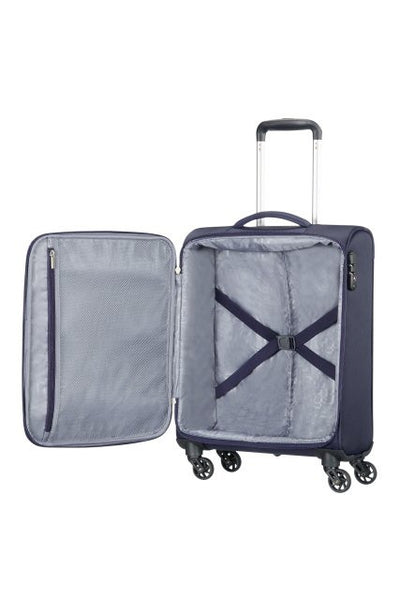 American Tourister Sunbeam 4-Wheel Spinner 55cm Cabin Case
