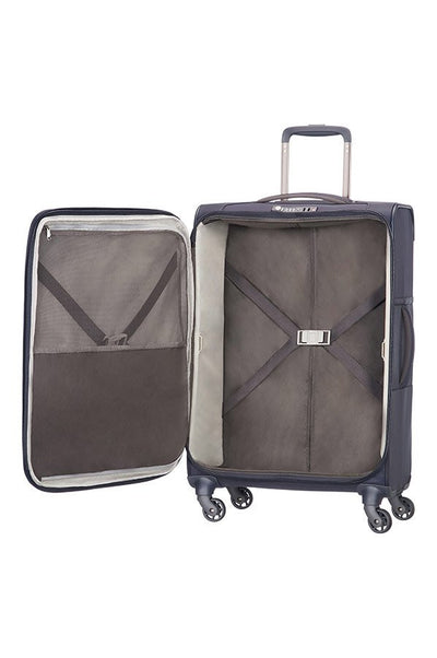 Samsonite Uplite 78cm Expandable Large 4 Wheel Spinner Suitcase