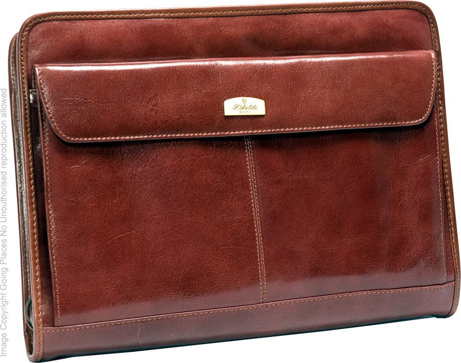Babila Leather Folio - Conference Folder 7603li