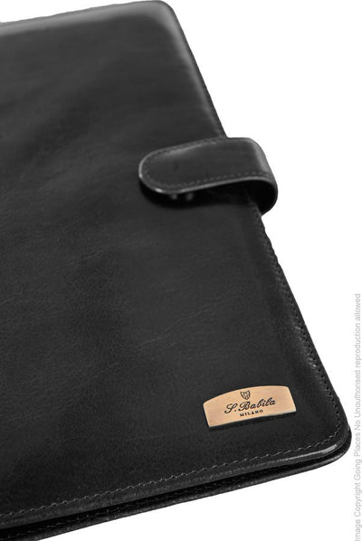 Babila Leather Conference Folder 7801li