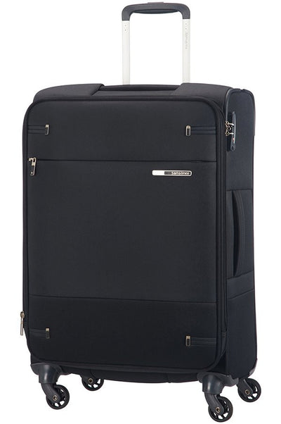 Samsonite Base Boost 66cm Medium Expandable 4-Wheel Spinner Suitcase