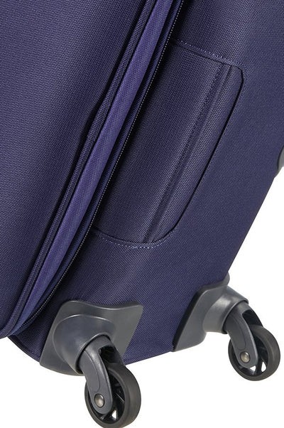 Samsonite Base Boost 78cm Large Expandable 4-Wheel Spinner Suitcase